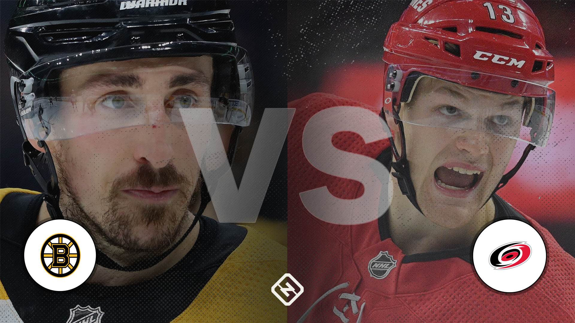 NHL playoffs 2019 Predictions odds for Bruins vs Hurricanes 1920x1080