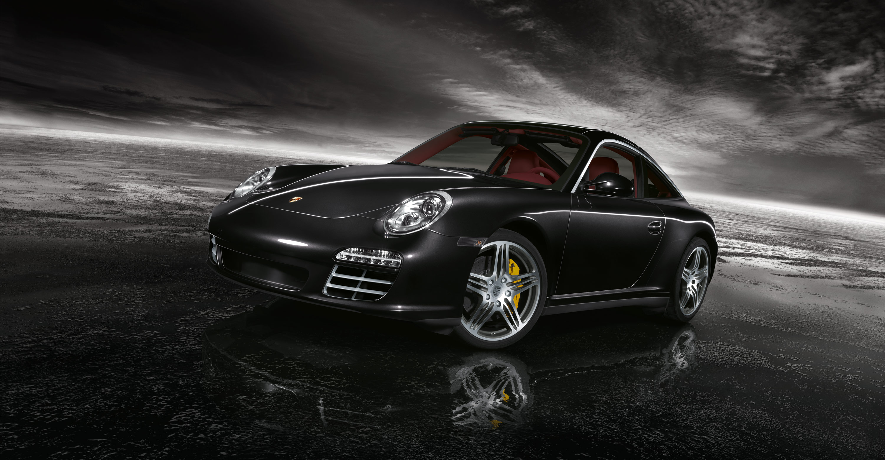 black porsche wallpaper Gallery 58 images 3000x1560