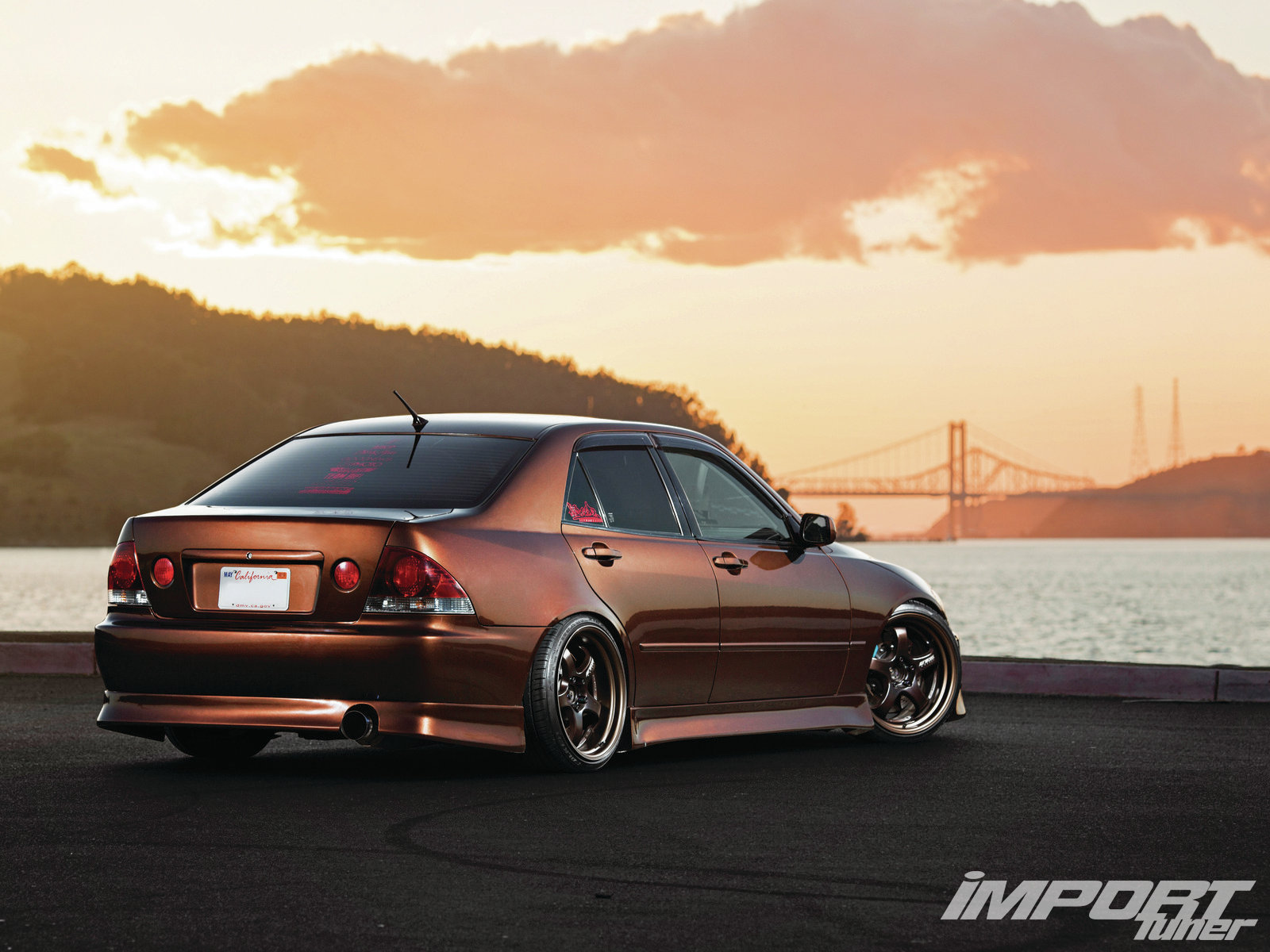 Lexus is300 wallpaper