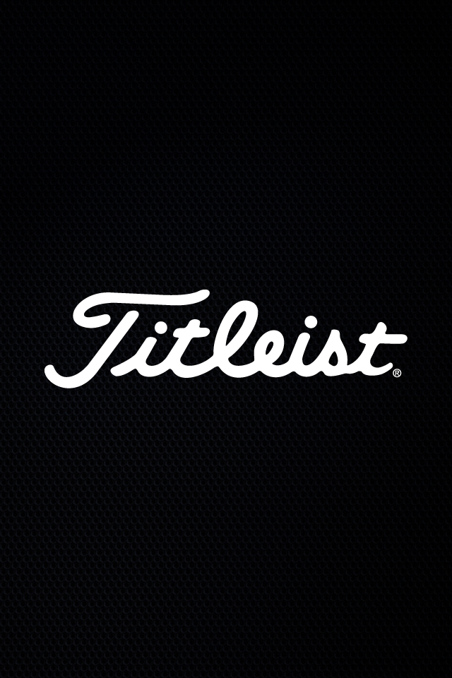 Videos Wallpapers Backgrounds More Titleist iPhone Wallpaper 640x960