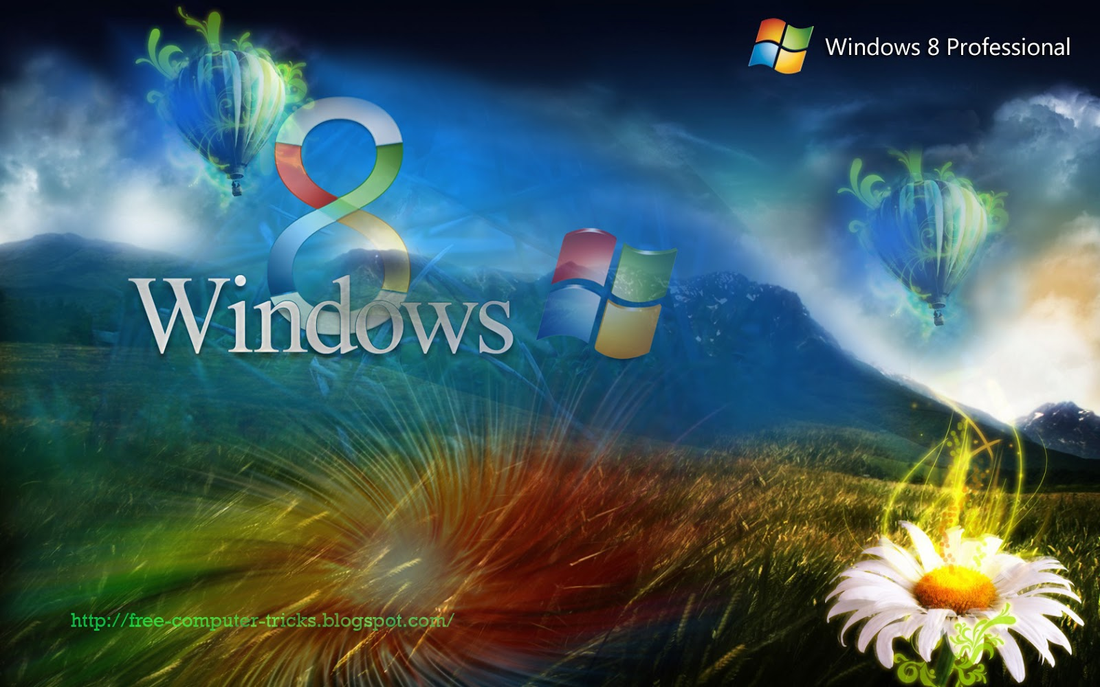 Free Windows 8 Wallpaper 3 Windows Wallpapers
