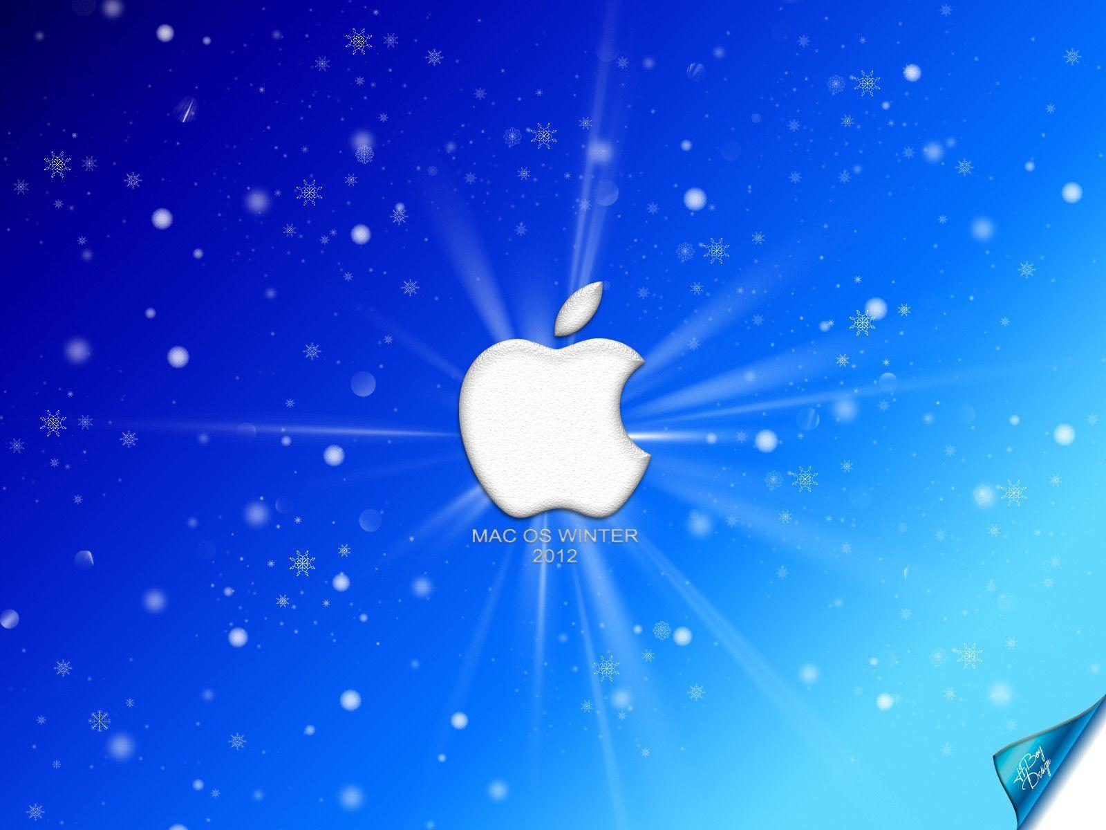 Mac Winter Wallpapers 1600x1200