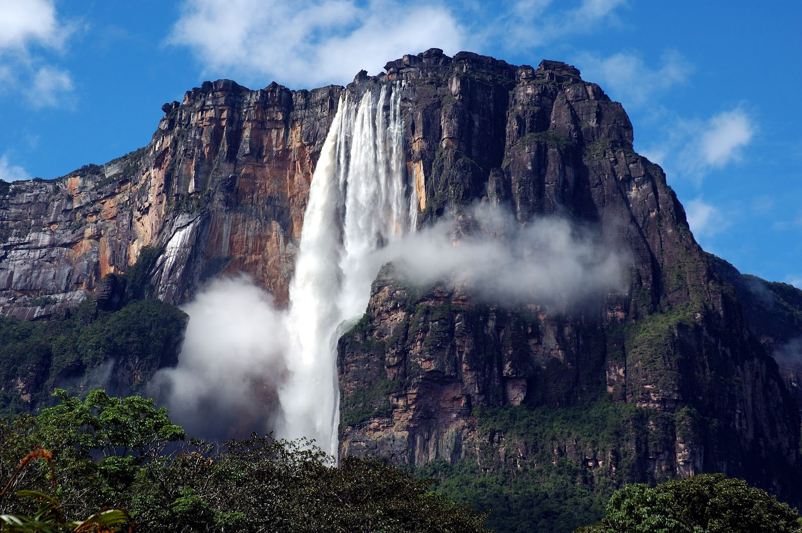 Angel Falls Venezuela Exclusive HD Wallpapers 2913 1600x1064