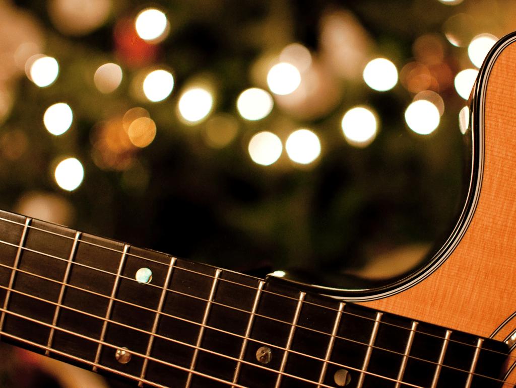 guitar background Highland Baptist Church 1024x771