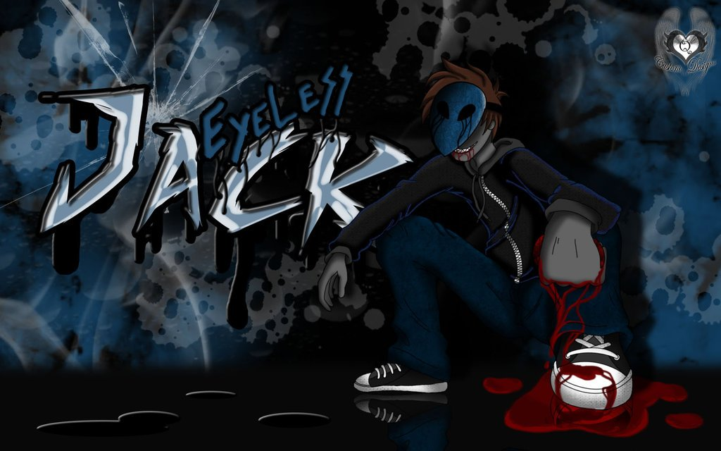 Eyeless Jack wallpaper shared by PokQueend on We Heart It 1024x640