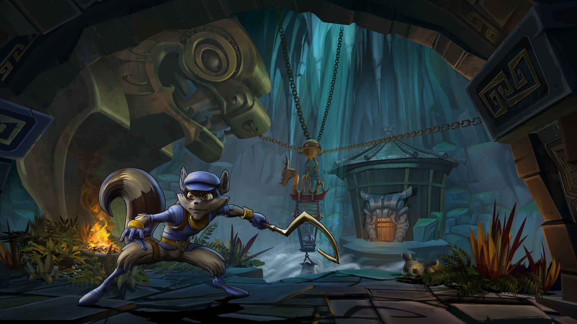 Sly Cooper Thieves in Time Wallpaper in 1920x1080 1920x1080