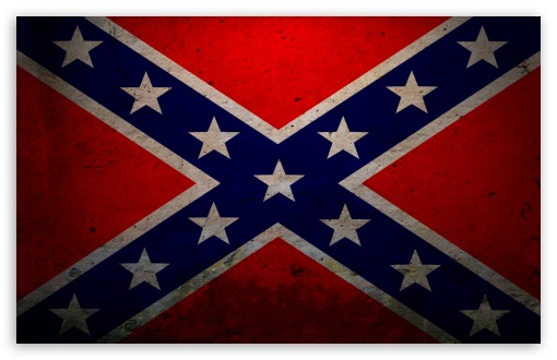 Confederate Flag HD wallpaper for Standard 43 54 Fullscreen UXGA XGA 510x330
