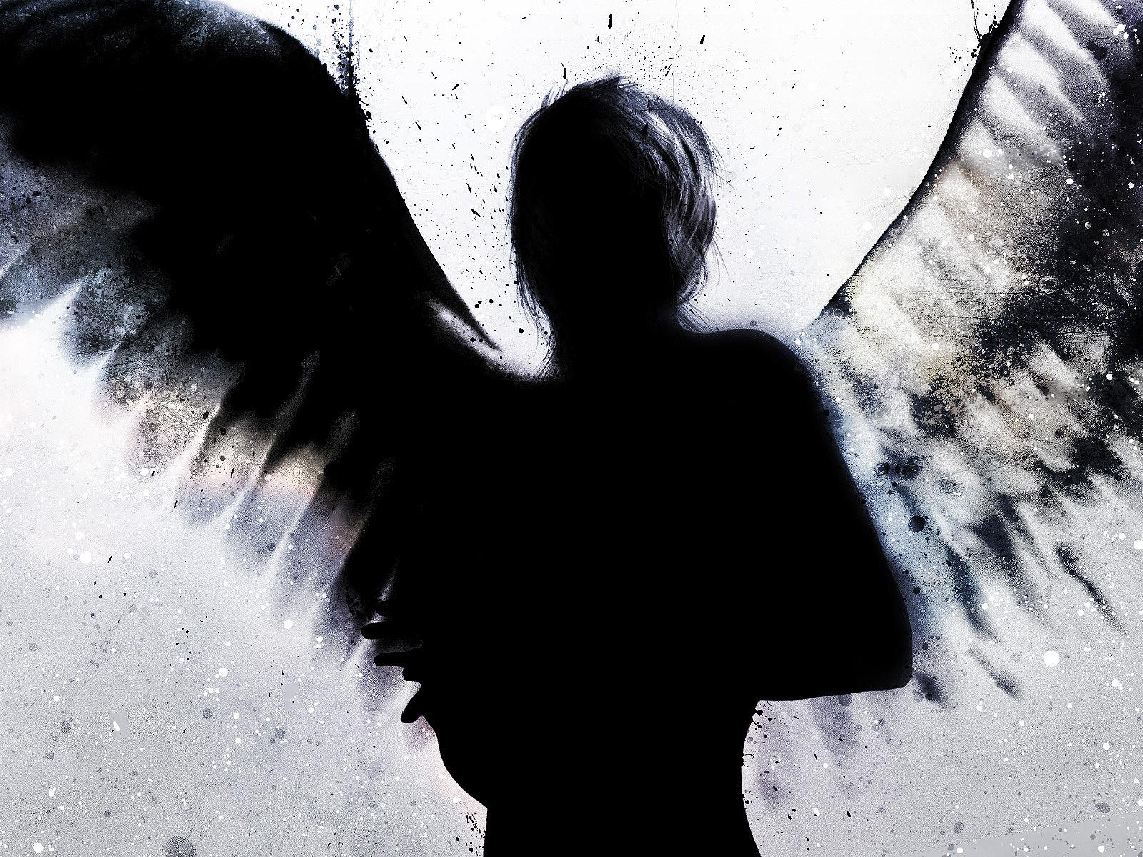best dark angels desktop backgrounds wallpapers hd download to 1600x1200