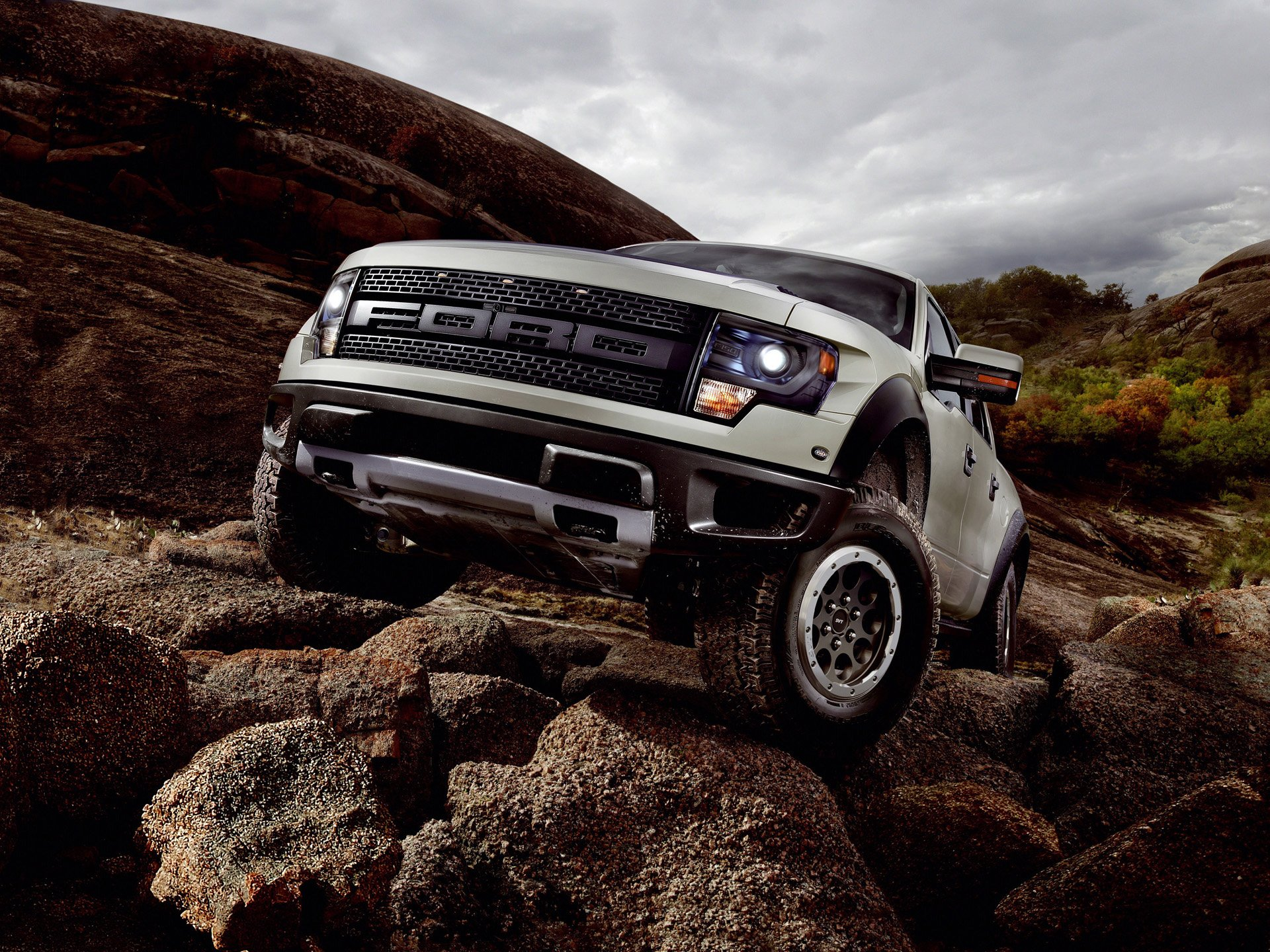2013 Ford SVT Raptor Static wallpapers 2013 Ford SVT Raptor Static 1920x1440