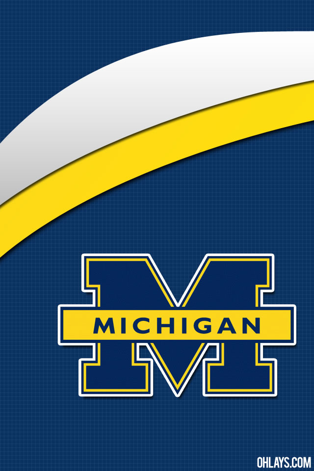 michigan wolverines football desktop wallpaper 640x960