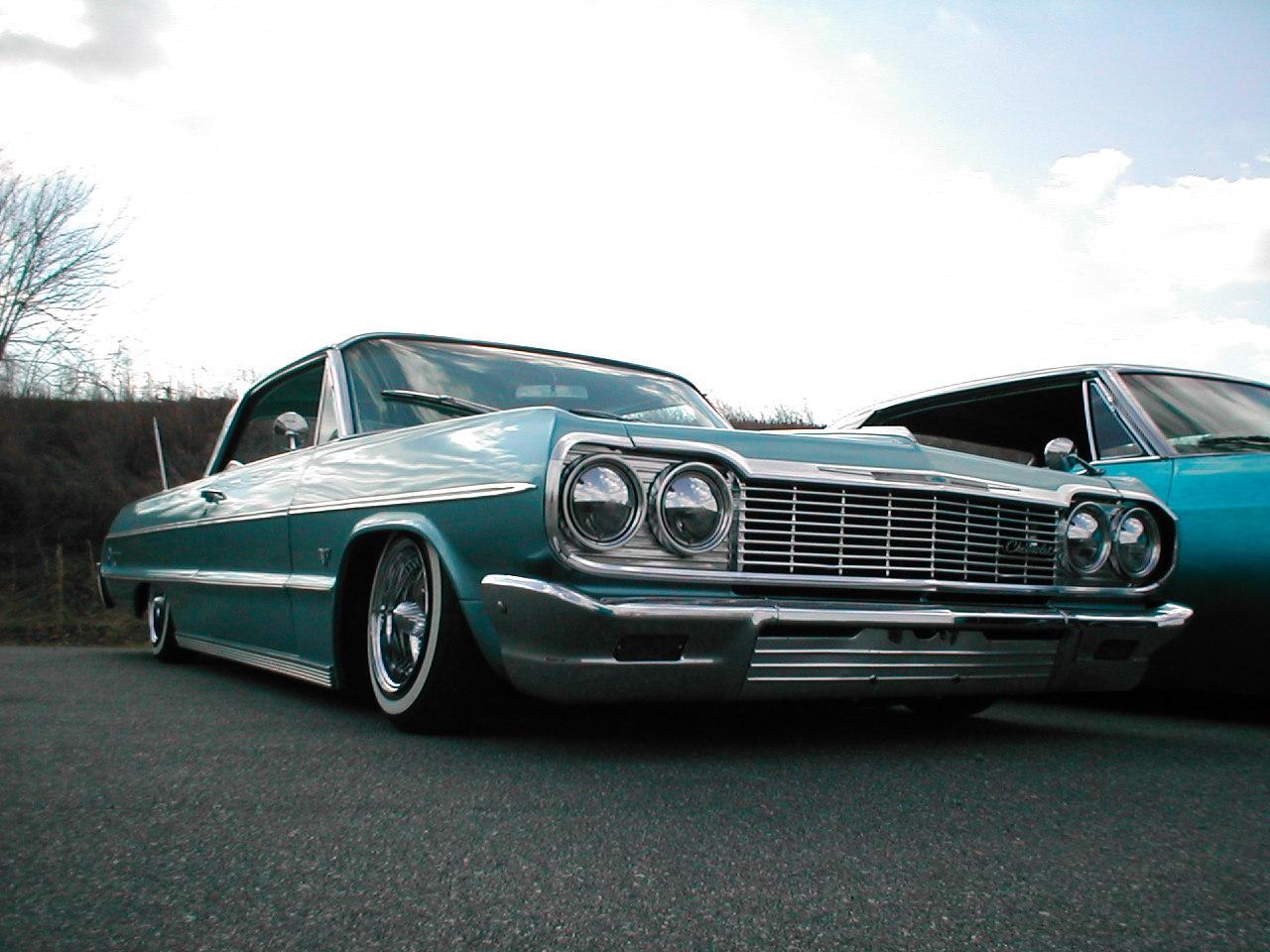 1964 Impala Lowrider Wallpaper 1280x960