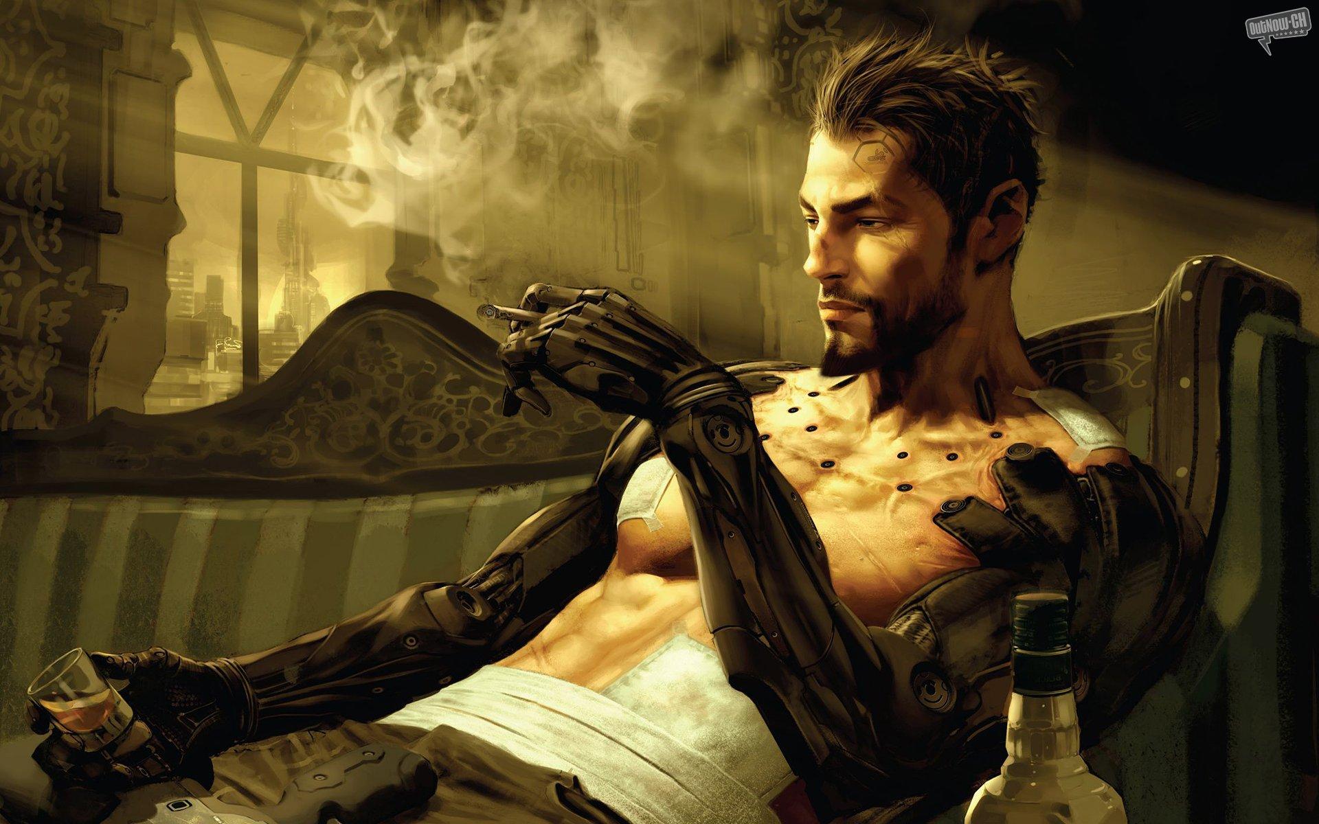New version of Deus Ex Human Revolution classified by Australian 1920x1200