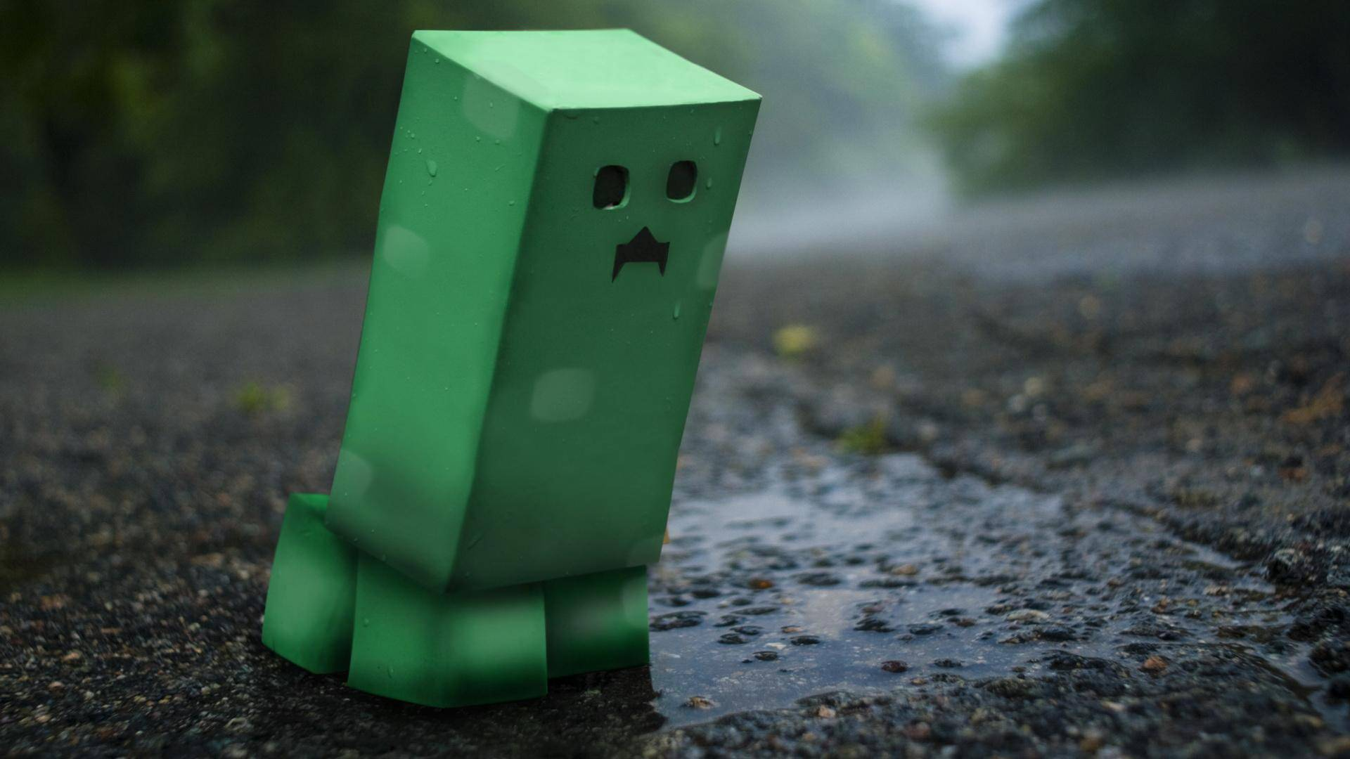 Funny Minecraft Backgrounds For Desktop DiyMidcom 1920x1080