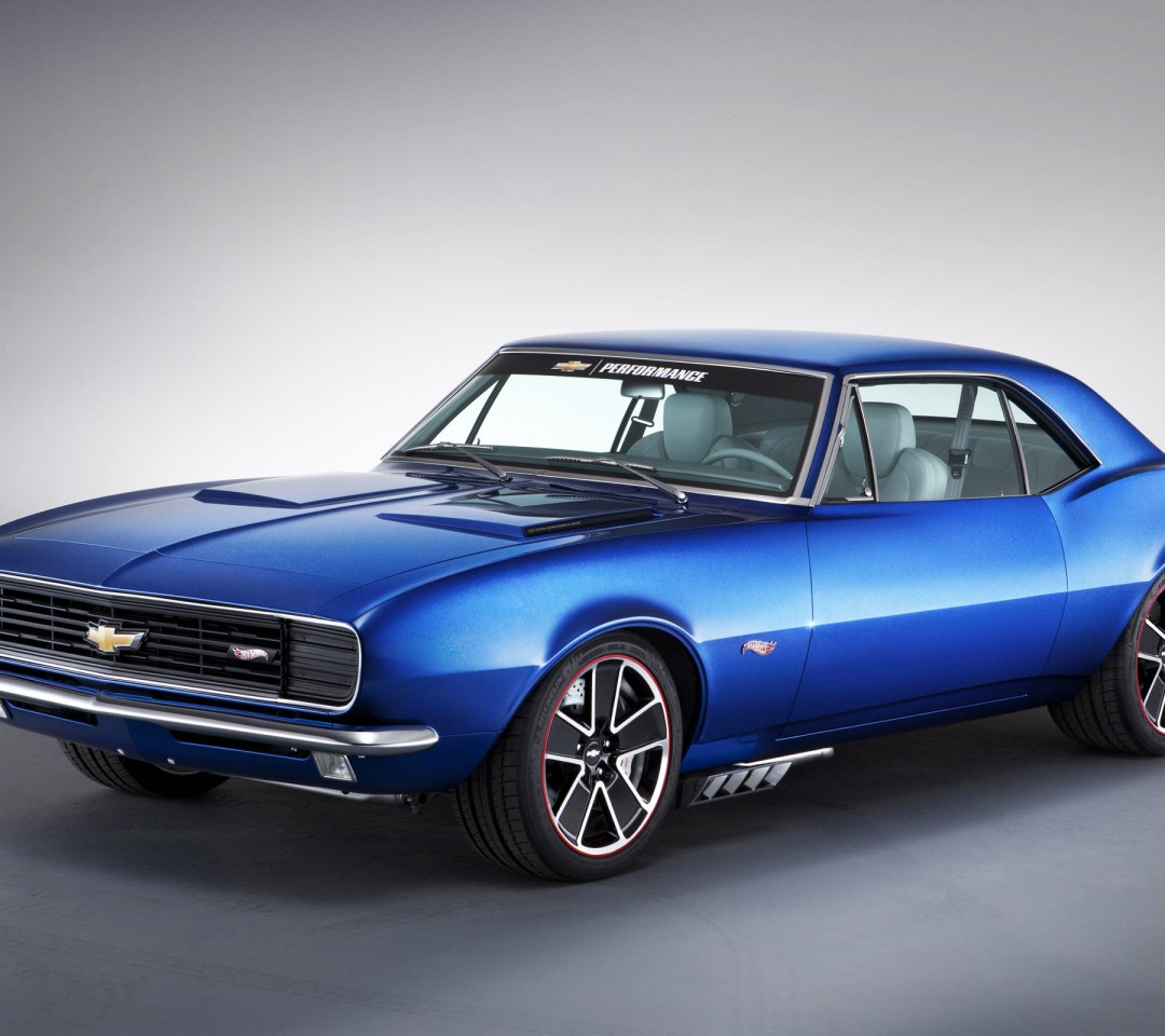 Chevy Muscle Car Wallpaper 1080x960