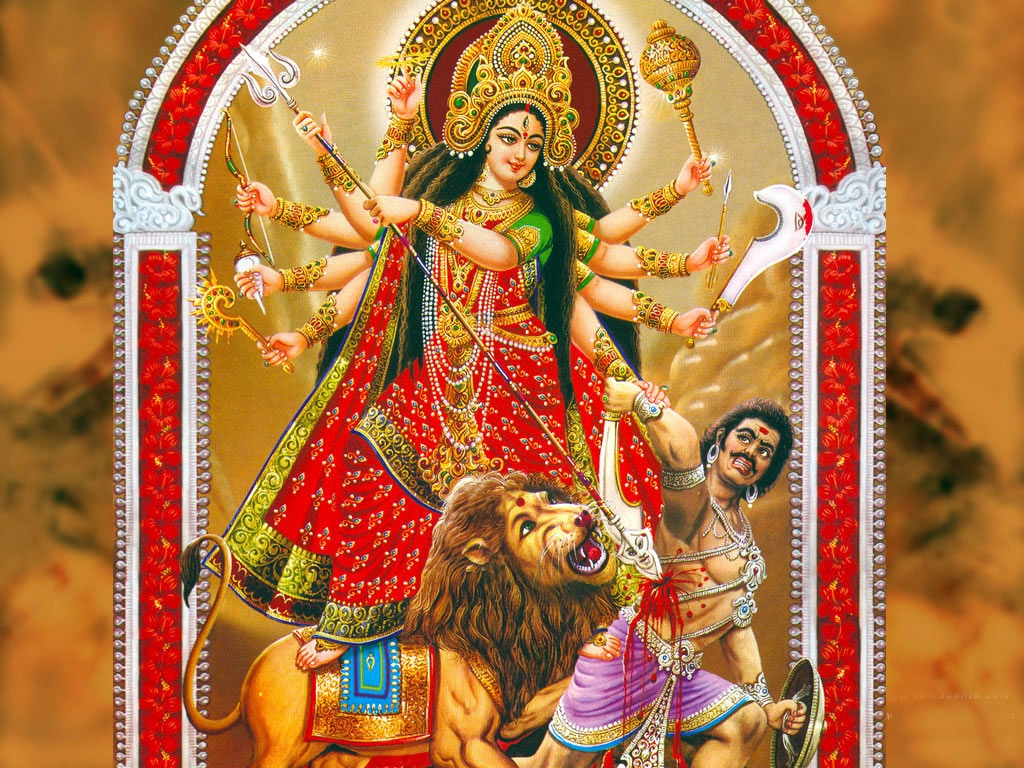 Maa Durga HD ImagesMaa Durga PicturesMaa Durga WallpapersMaa Durga 1024x768