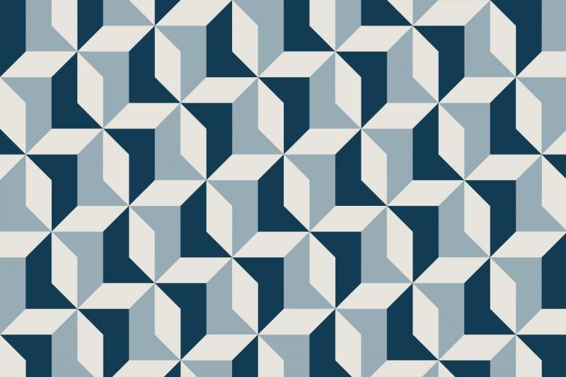 shipping Abstract Blue Geometric Wallpaper 3D wallpaper mruals 800x533