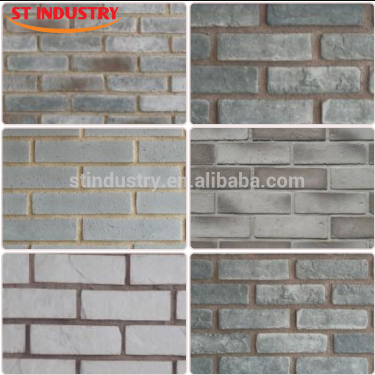 faux brick exterior wall panels 2016   White Brick Wallpaper 750x750