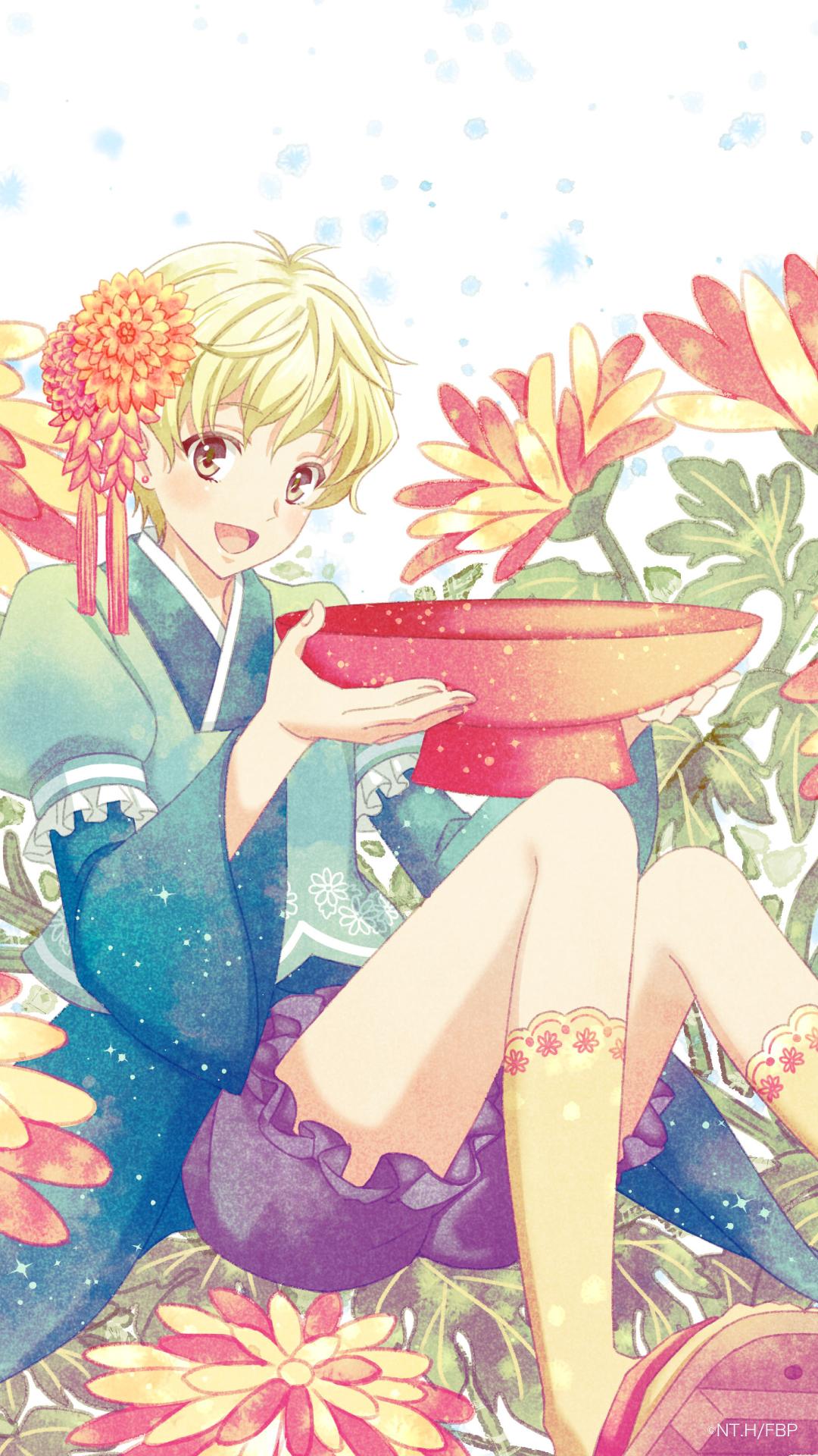 Sohma Momiji   Fruits Basket   Mobile Wallpaper 3001229 1080x1920