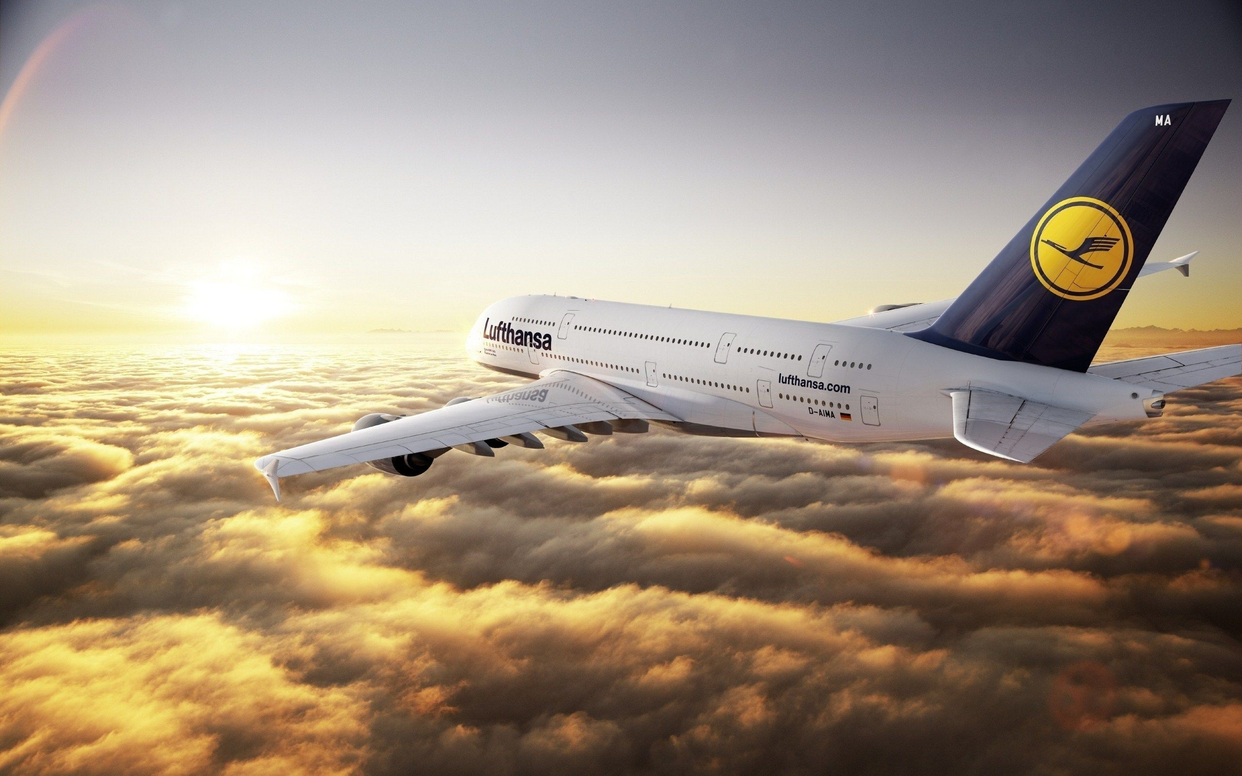 Airbus A380 HD Wallpaper Background Image 2560x1600 ID 2560x1600