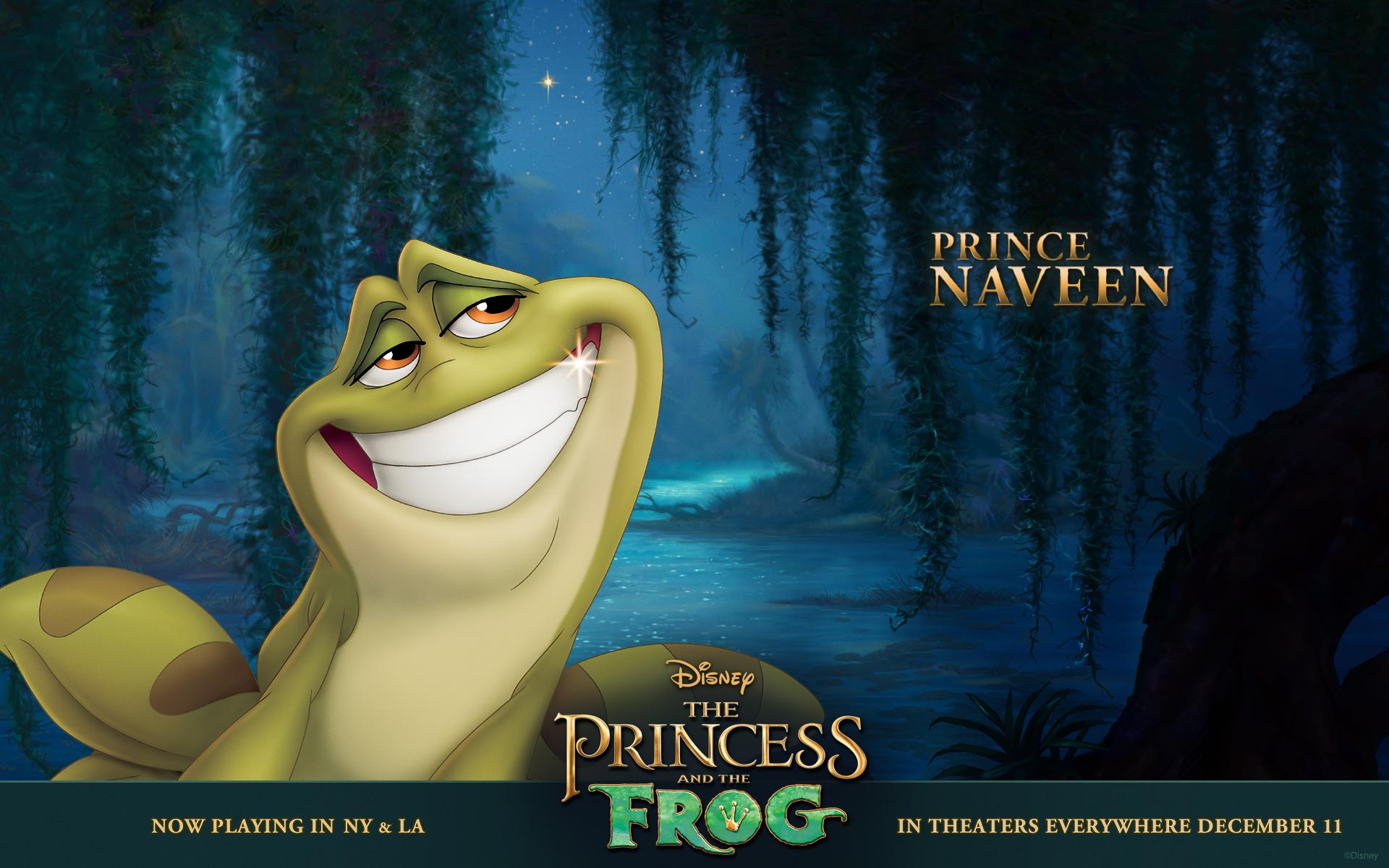 Free Download Princess And The Frog Wallpaper 37720 1920x1200