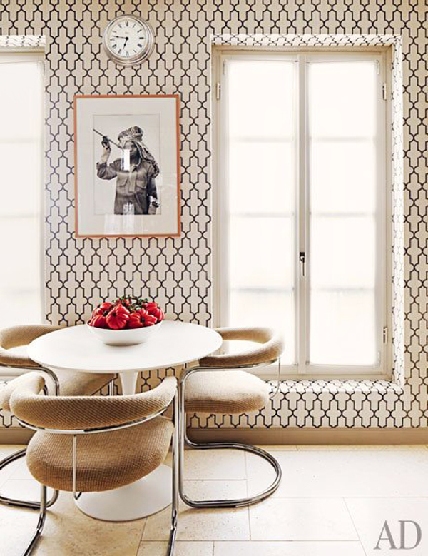 Phillip Jeffries Moroccan Wallpaper BAS Blog 600x779