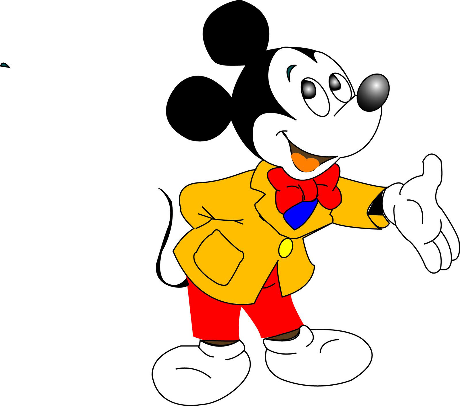 Mickey Mouse Latest HD Wallpapers  Download 1600x1413