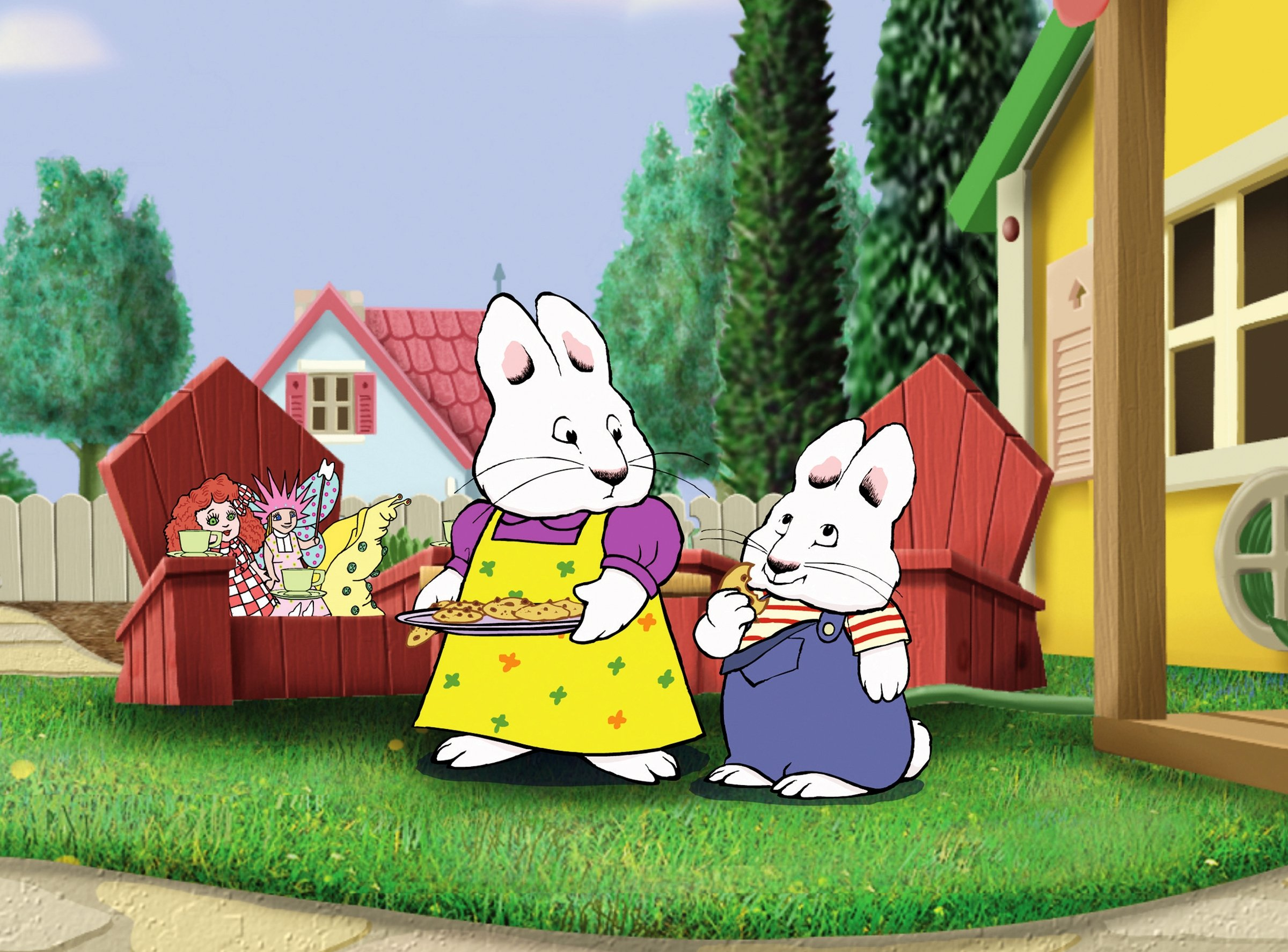 Max & Ruby Background 8