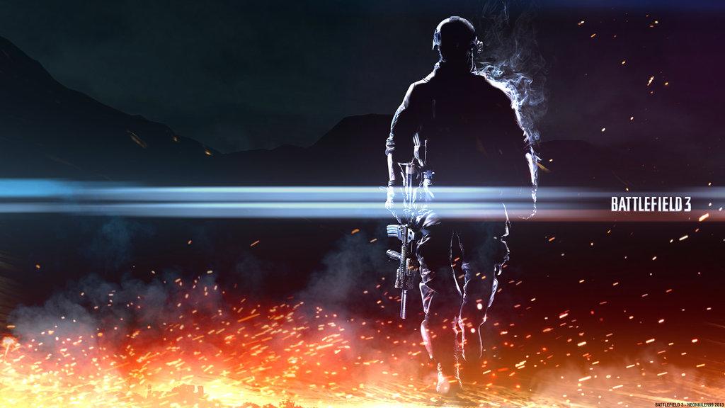 Battlefield 3 Wallpaper 1080p by neonkiler99 1024x576