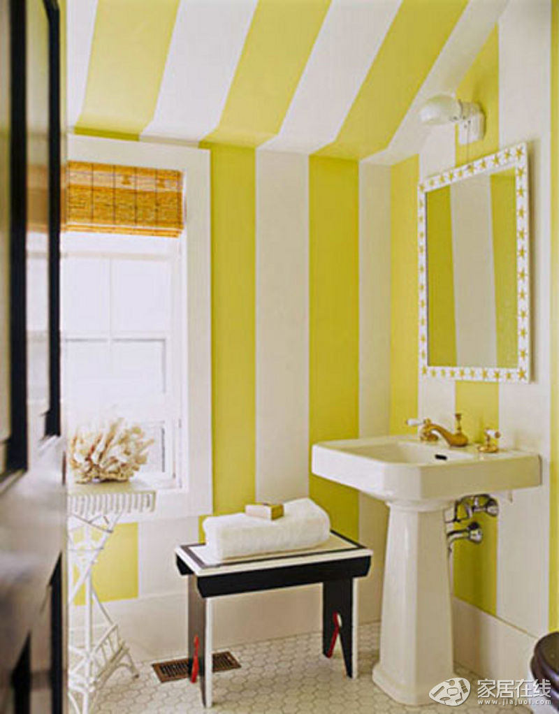 Nice Painting Horizontal Stripes On Walls Ideas Vignette - The Wall ...
