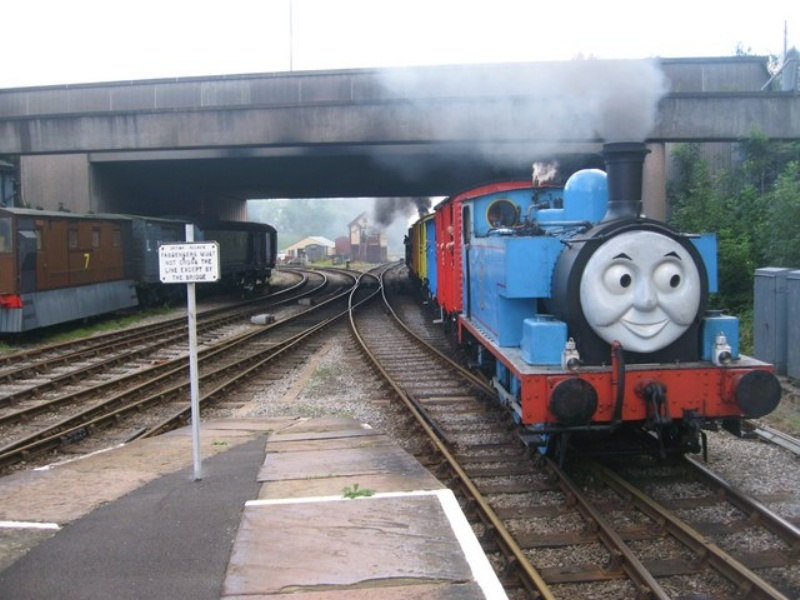 Excitement N Net Thomas the Tank Engine   Wallpapers 800x600