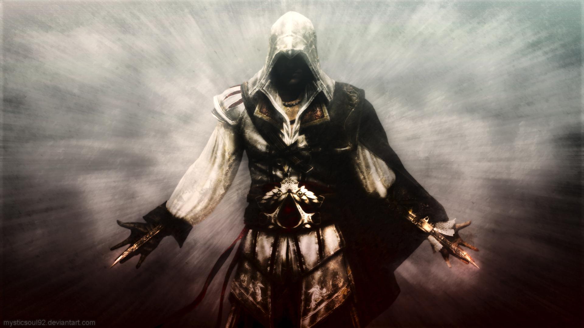 Free Download Soul Calibur V Enter Ezio Official Assassin