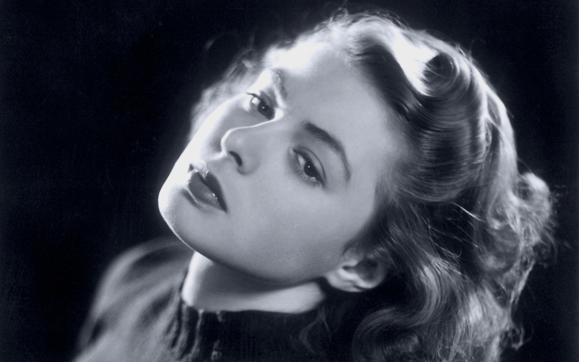 Ingrid Bergman Wallpaper Widescreen HD Desktop Wallpapers 1920x1200