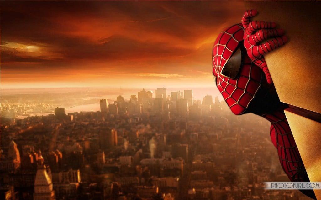 Spiderman Wallpaper 1080p Wallpapersafari