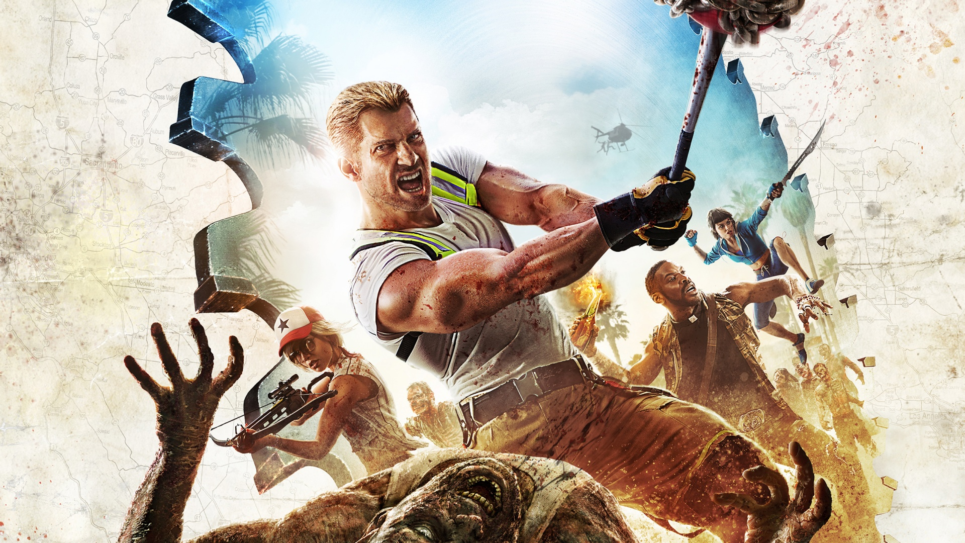 Dead Island 2 Game Wallpapers | HD Wallpapers