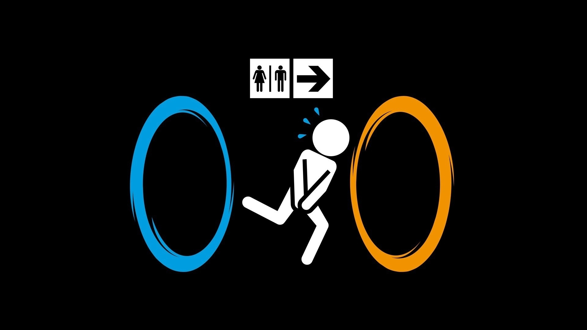Portal funny   High Definition Wallpapers   HD wallpapers 1920x1080