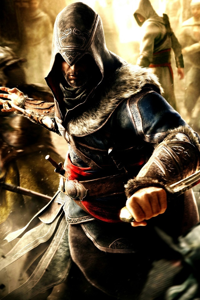 Free Download Assassins Creed Iphone 4 Wallpaper And Iphone 4s