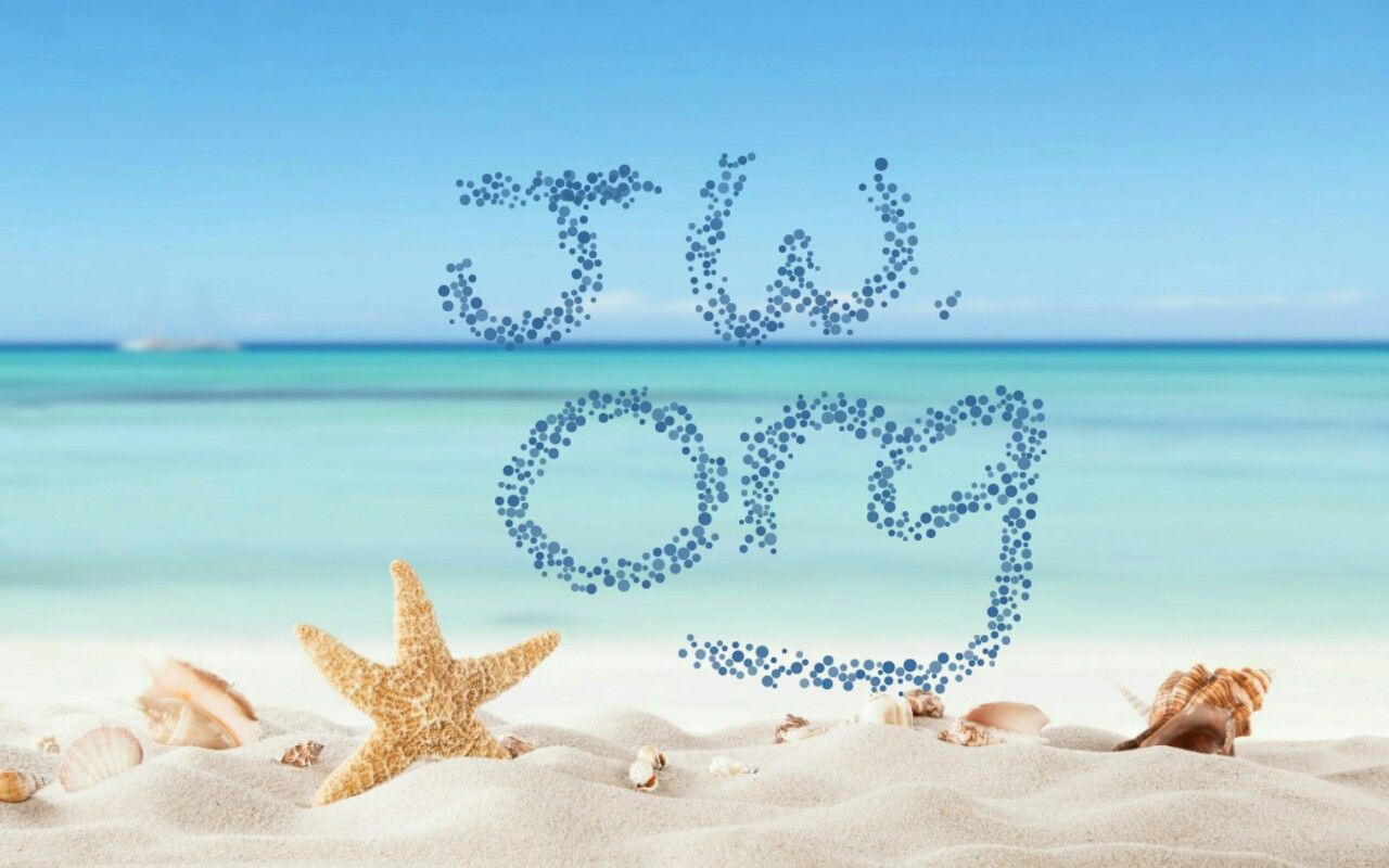 Jw Org on the beach Jworg Backgrounds Quotes and Memes 1280x800