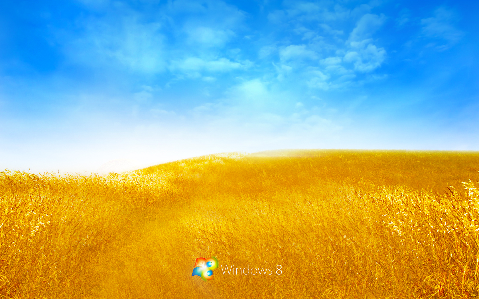 1680x1050 Windows 8 Bliss desktop PC and Mac wallpaper 1680x1050