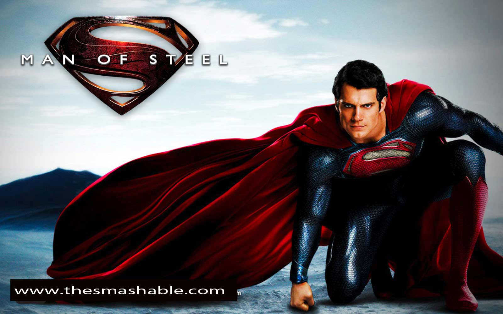Man of Steel Wallpapers and Desktop Backgrounds Man of 1600x1000