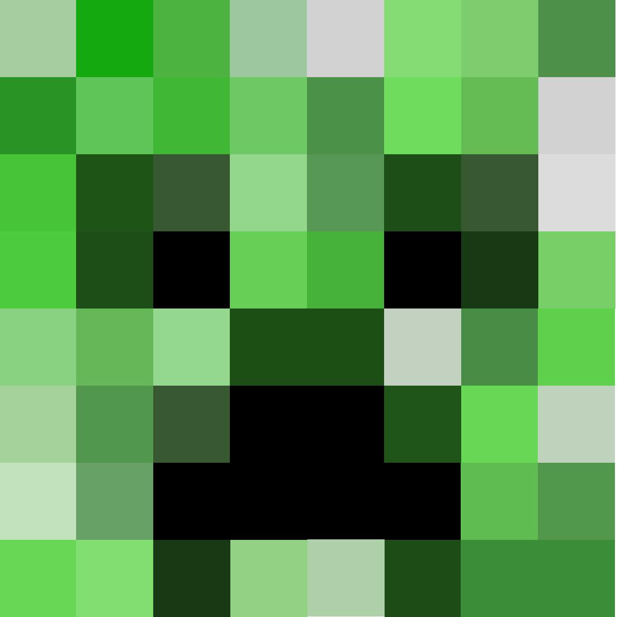 50 Minecraft Wallpapers Creeper Head On Wallpapersafari