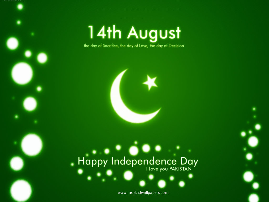 Pakistan Independence Day Wallpapers Most HD Wallpapers Pictures 1024x768