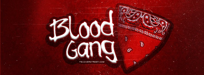 Blood Gang Wallpaper 850x315