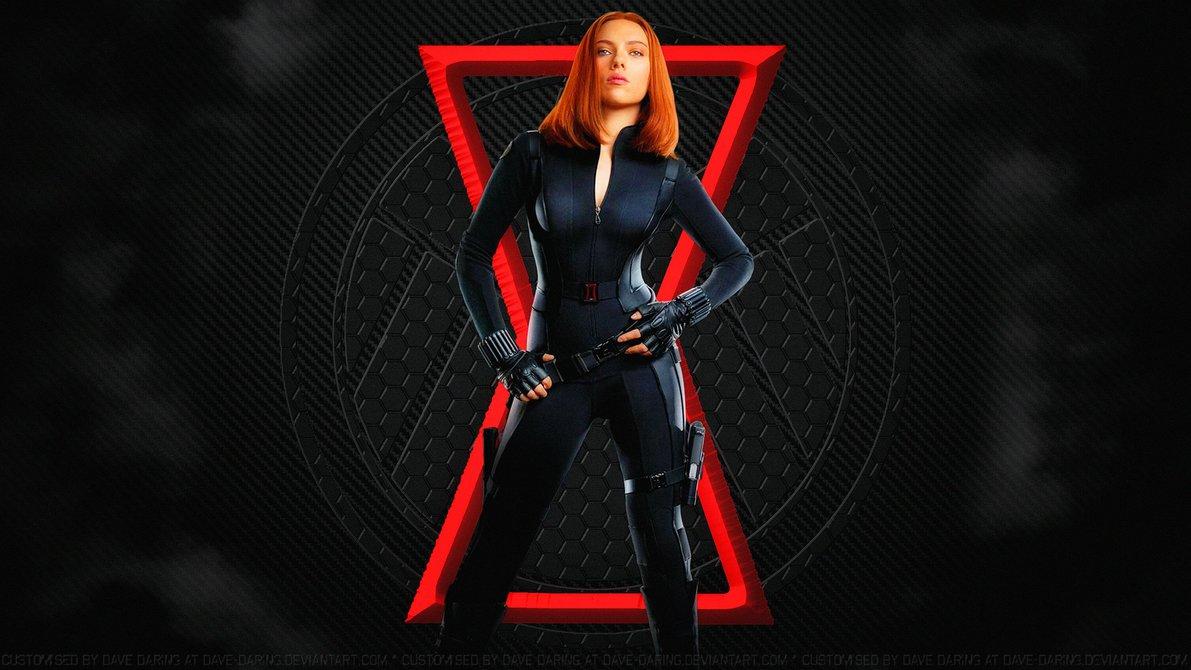 Black Widow Scarlett Johansson Wallpaper Scarlett johansson black 1191x670