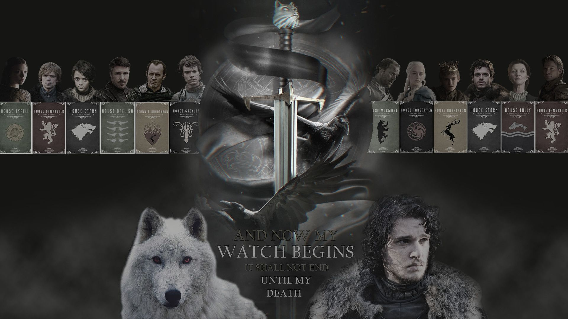 12 The Night Watch Game Of Thrones Wallpaper Handy On
