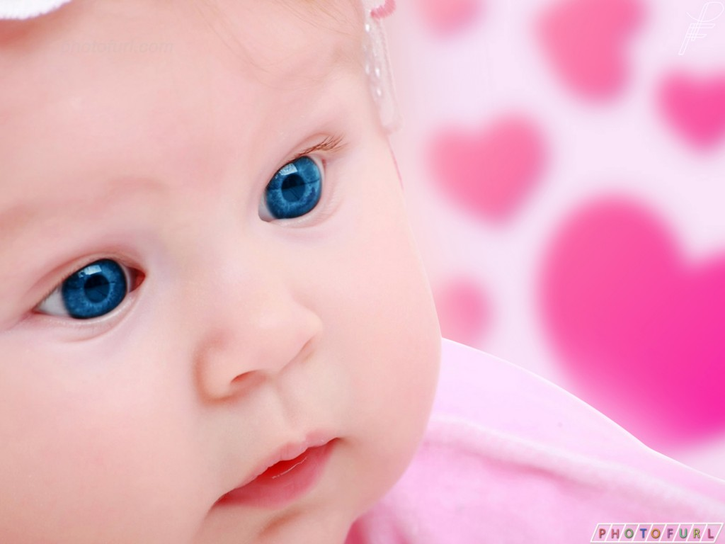 Wallpaper Bluos Baby Wallpapers 1024x768