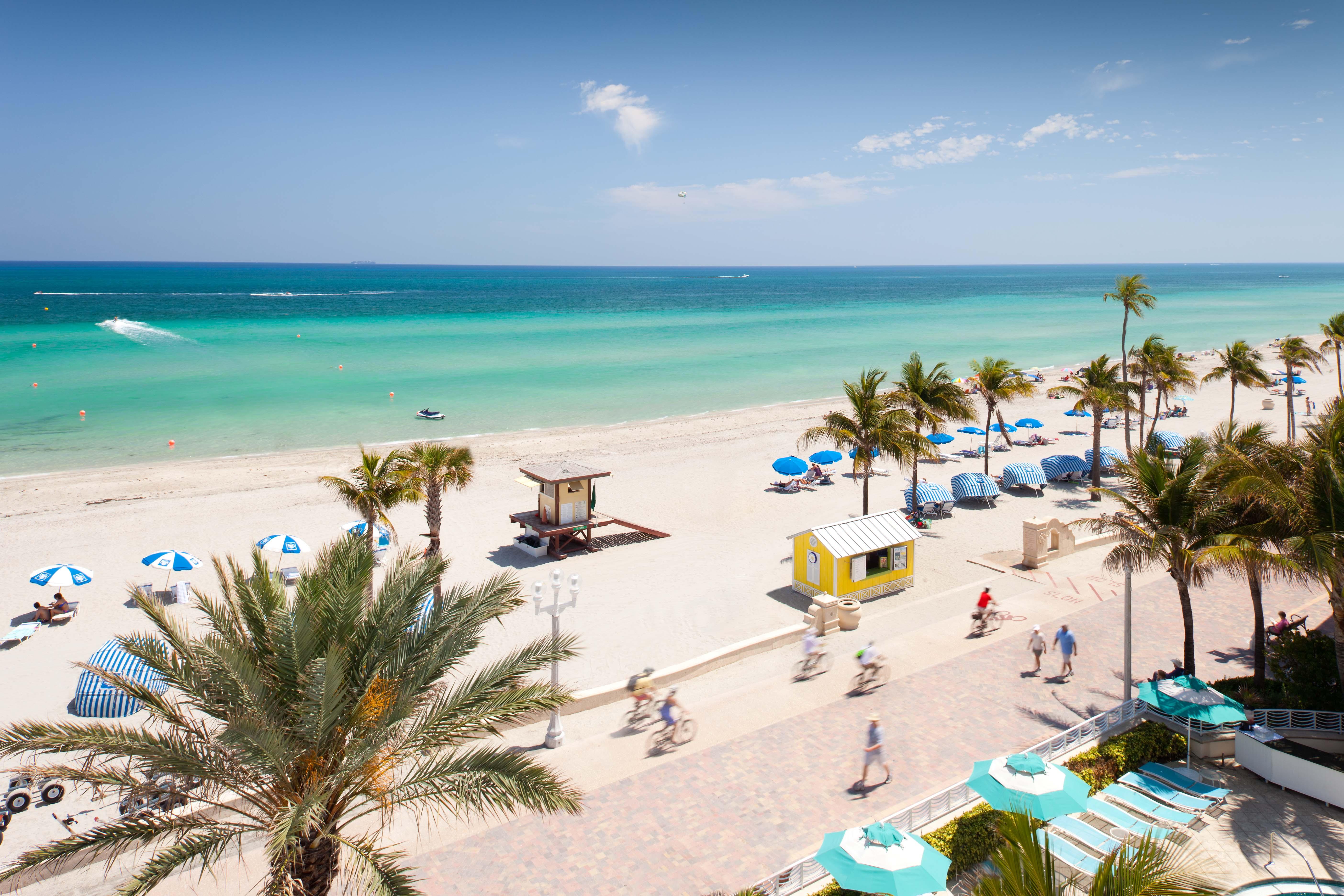 Hotels In South Florida Hollywood Beach Marriott Resort In FLA 5616x3744