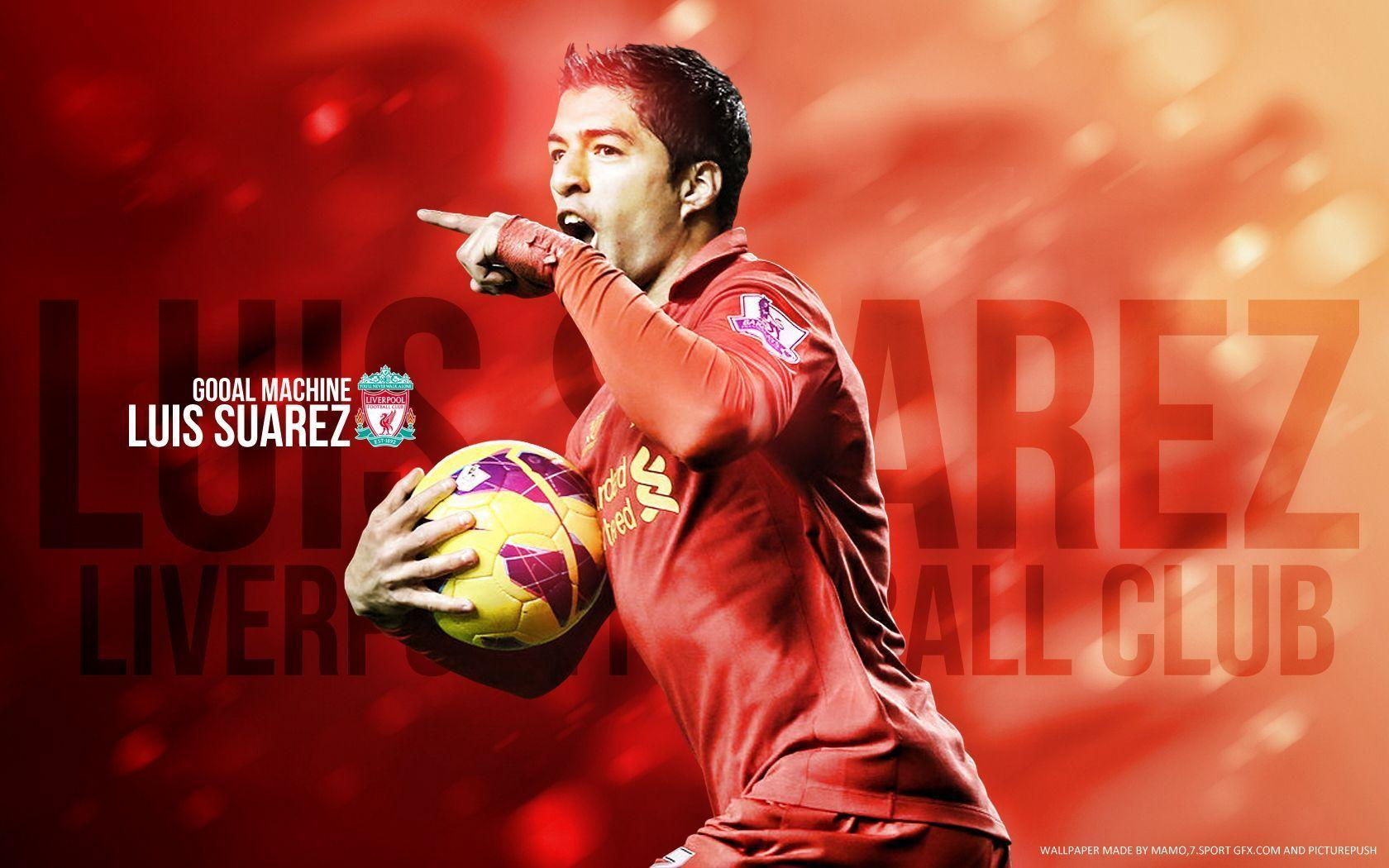 Luis Suarez Wallpapers 1680x1050