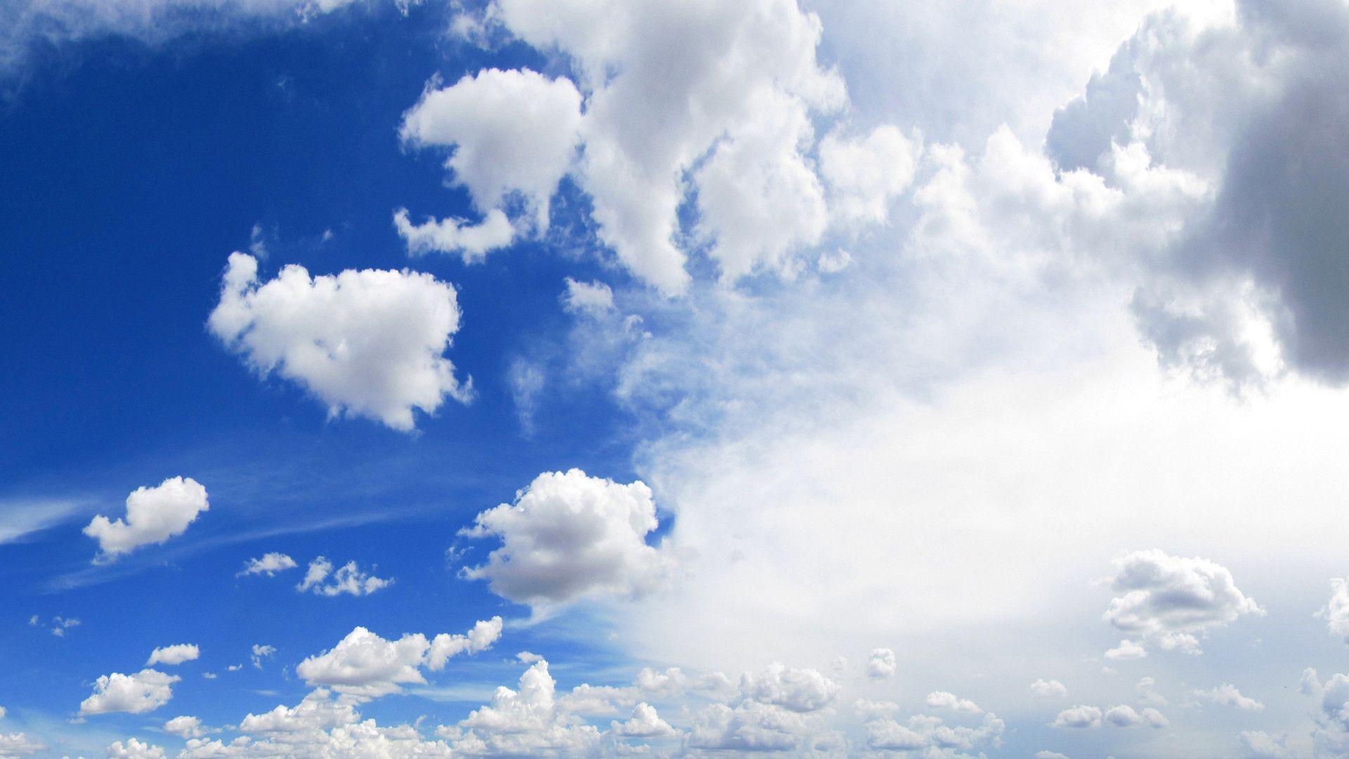 Cloud Desktop Backgrounds 1920x1080