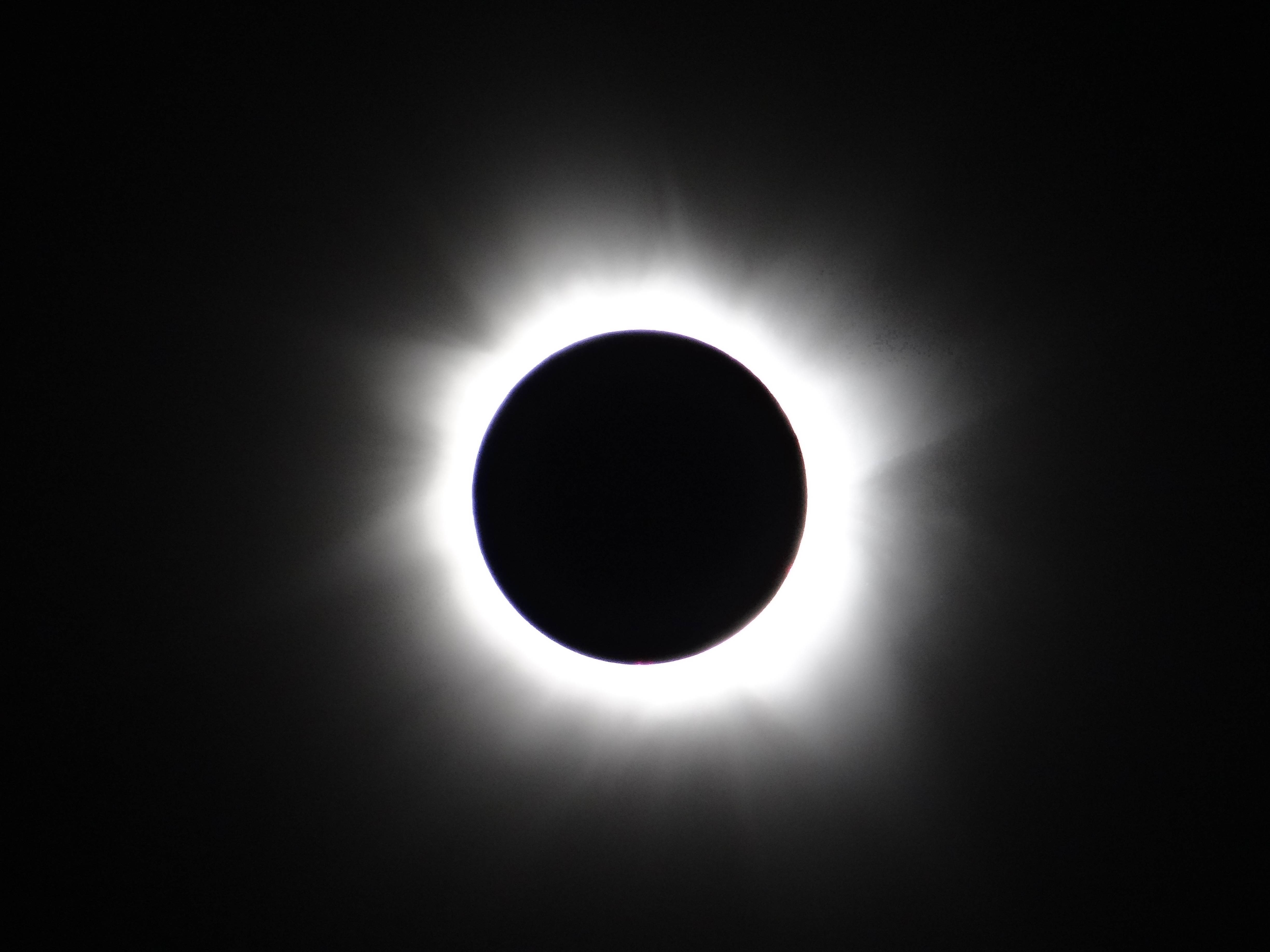 Solar Eclipse Wallpaper for Phones and Tablets