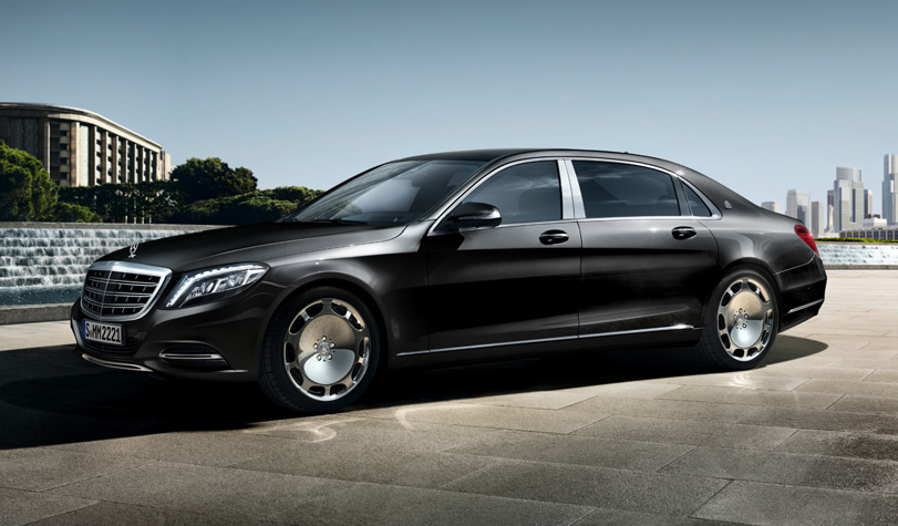 Magic Body Mercedes Maybach Sedan S600 Luxfanzine 811x475